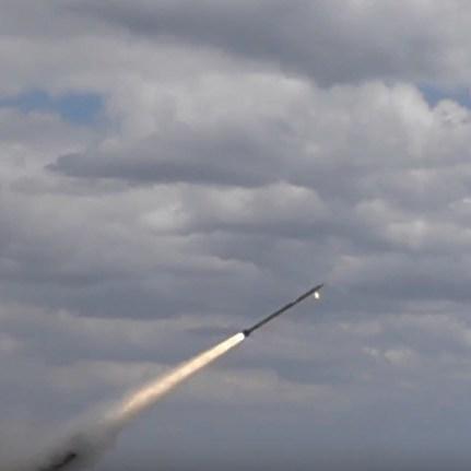 «Ракети вже злітають» - біля Криму стартували військові навчання ЗСУ