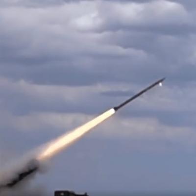 Україна зменшила зону ракетних випробувань поблизу Криму