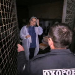 У Чернівцях Ольгу Фреймут закрили за ґратами (відео)