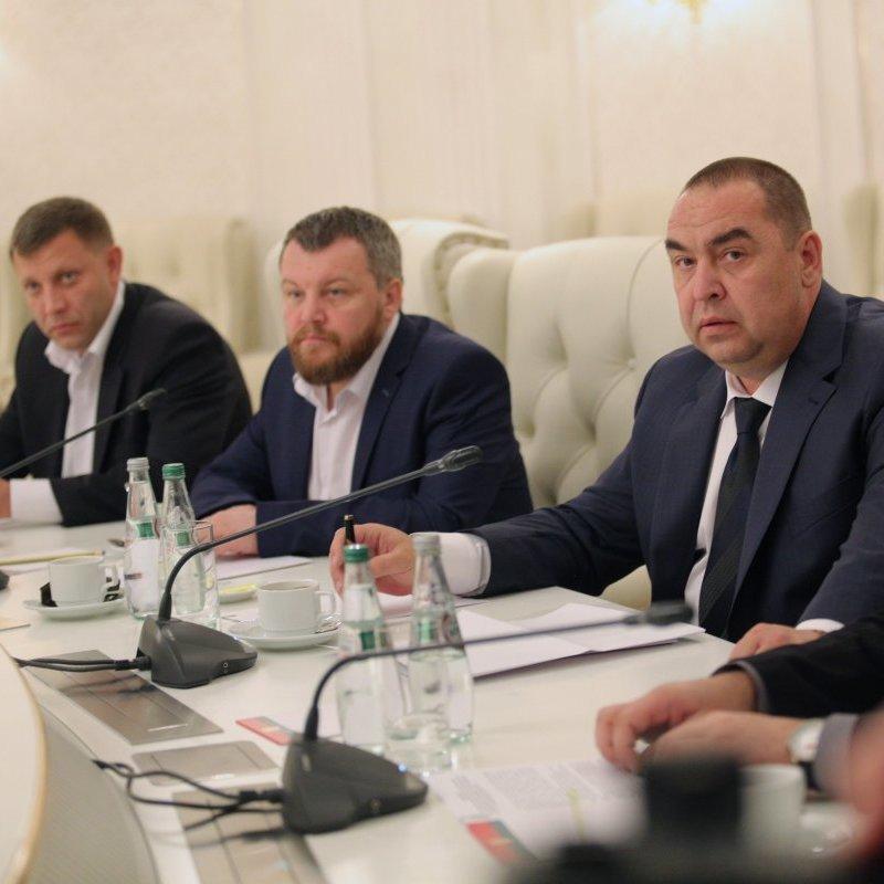 «Гіві, Плотницький і Захарченко рано чи пізно будуть знищені» - Тука