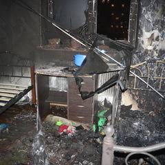 В Одесі страшна пожежа забрала життя п'ятьох людей