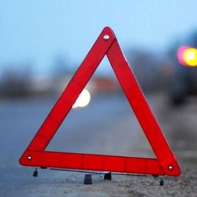 На Київщині водій зник після наїзду на пішохода