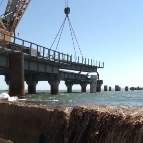 Про будівництво Керченського моста
