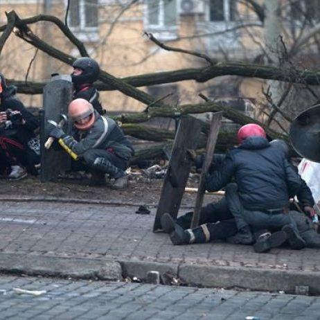 Член «Правого сектора» розповів за чиїм наказом розстріляли людей на Майдані