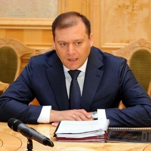 Добкін вимагає відмінити Пакт Молотова-Ріббентропа і від'єднати Західну Україну