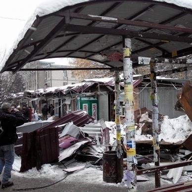 Що сталось із МАФами на станції метро «Політехнічна»