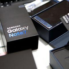 Експерти пояснили, чому вибухають Samsung Note 7