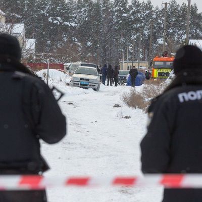 Україна прощається із загиблими у Княжичах поліцейськими (відео)