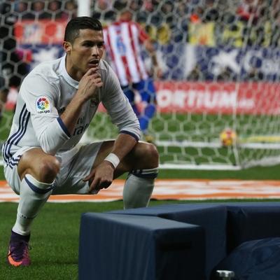 Роналду став володарем «Золотого м'яча»