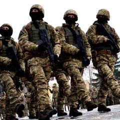 Українські військові розстріляли із БМП вогневий пункт бойовиків (відео)