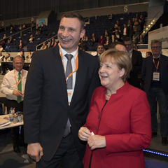 """Віталій Кличко: «Європейські політики готові допомагати нам, але ключові зусилля у вирішенні проблем – на плечах українських політиків"""""""