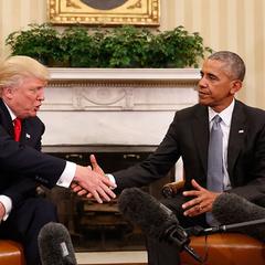 Між Обамою та Трампом виникла заочна сварка щодо тероризму