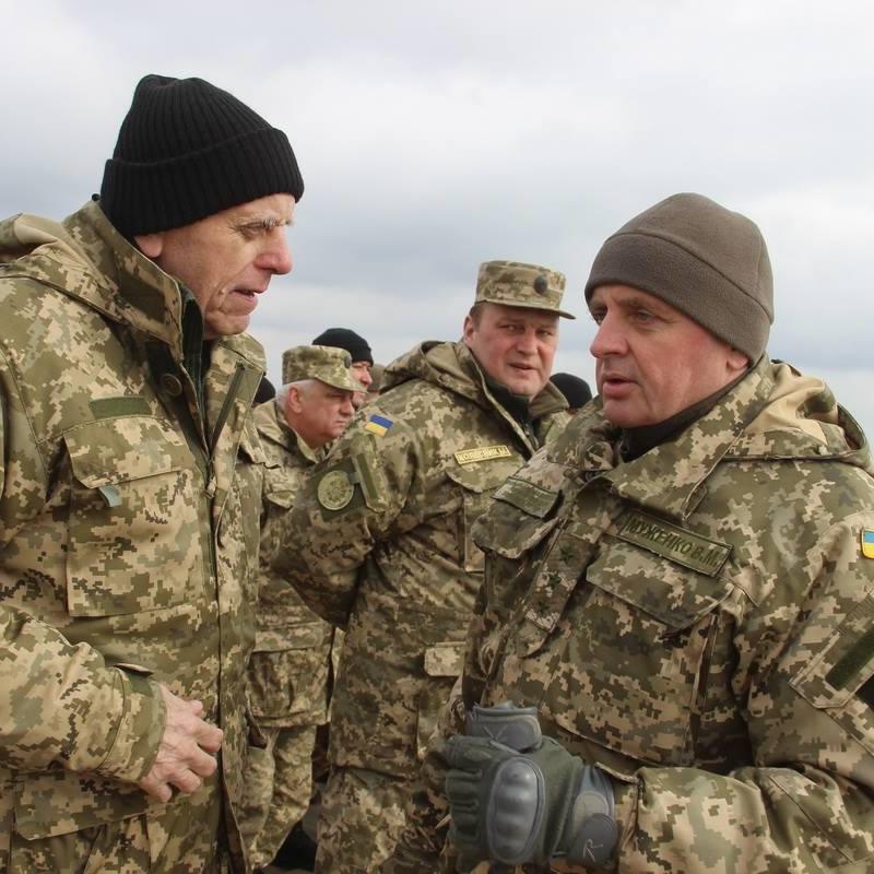 Помер український генерал, що брав участь у плануванні операцій АТО