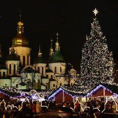 Яка погода буде в Києві на Новий рік?