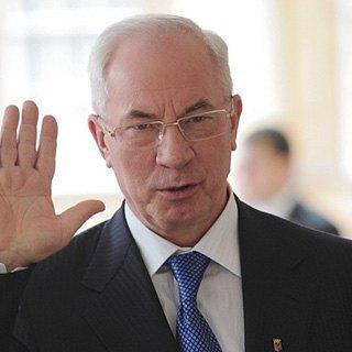 Азаров прокоментував знайдені «скарби»