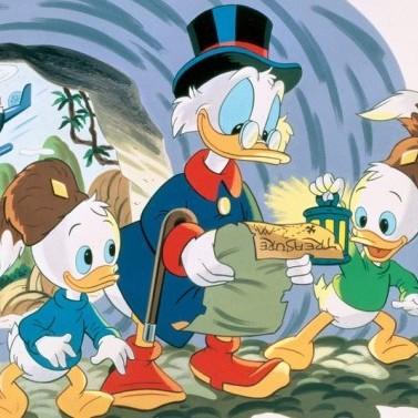 Disney заявив про повернення Скруджа Макдака
