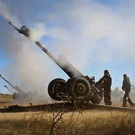 Масштаби обстрілу бойовиками в зоні АТО за минулу добу