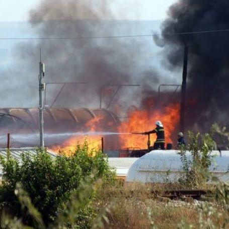 Страшний вибух на залізниці у Болгарії: є загиблі