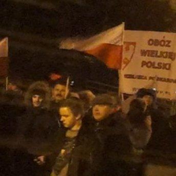 Смерть українцям! – польські націоналісти влаштували марш