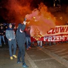 Україна попросить розслідувати інцидент на марші у Перемишлі