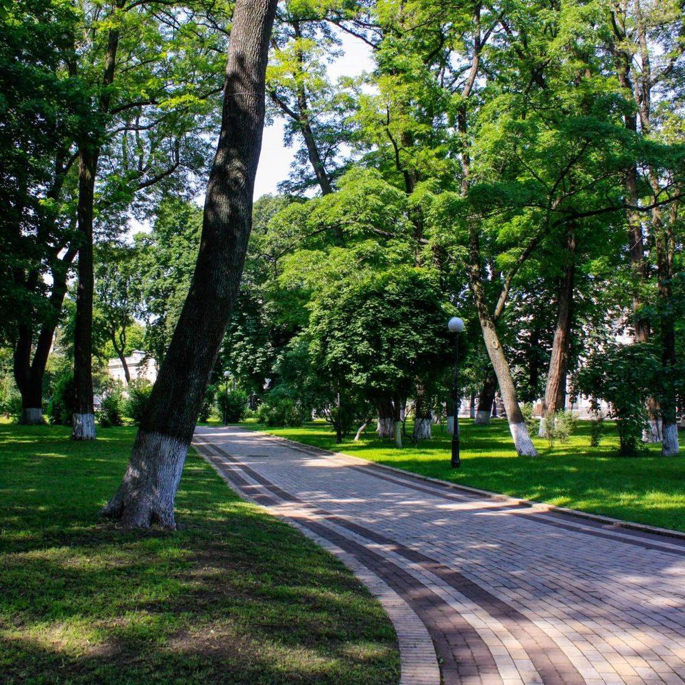 У Солом'янському районі буде створено новий парк відпочинку