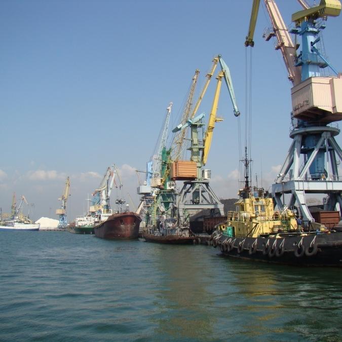 «Техморгідрострой Миколаїв» завершив ремонт судна на Маріупольському заводі