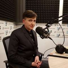 Савченко побачила в очах Плотницького та Захарченка біль за людей