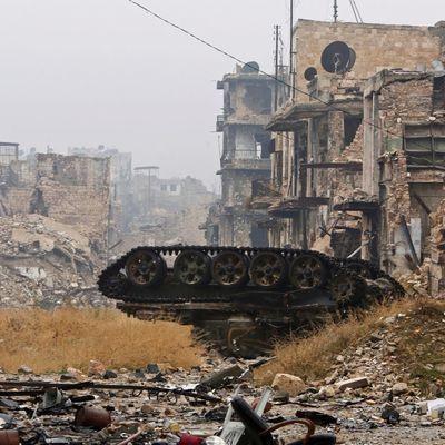 Сирійські повстанці пішли в контрнаступ в Алеппо