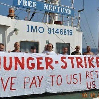 Чому український екіпаж моряків без їжі