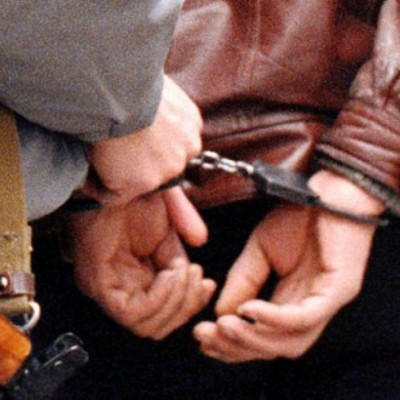 В окупованому Сімферополі поліція затримала п'ятьох українців