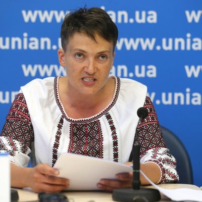 «Батьківщина»: Савченко виключили із фракції через її переговори