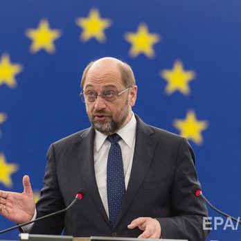 Шульц: Українці вмирали за асоціацію з ЄС