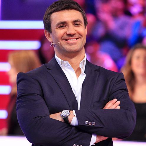 Відомий ресторатор Микола Тищенко таємно одружився