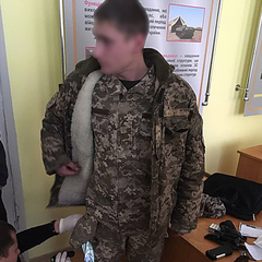 «Щоб добре служилося» - на Львівщині військові займались поборами з солдат