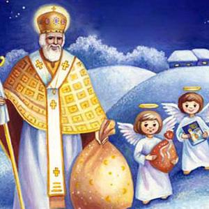 У Києві відбудеться парад помічників Святого Миколая та передача Віфлеємського вогню