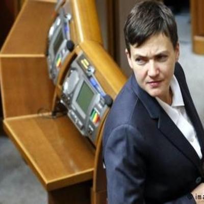Була Надя стала Гадя: Як Савченко хвалила Путіна