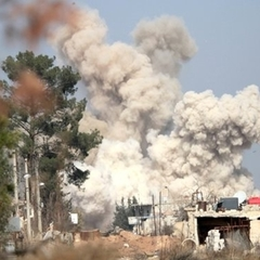 Дівчинка влаштувала вибух біля поліцейської дільниці у Дамаску
