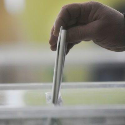 Оприлюднена явка виборців станом на 12.00
