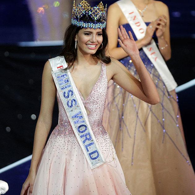 У США обрали «Міс Світу - 2016»