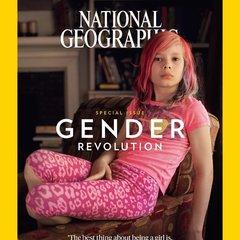 Січневий випуск «National Geographic» вийде з дитиною-трансгендером на обкладинці (відео)