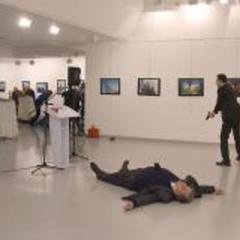 «Не забувайте Алеппо», - відомо, що кричав вбивця російського посла