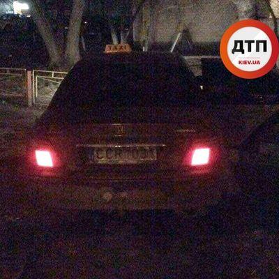 В Києві втікачі відкрили вогонь по поліції (відео)