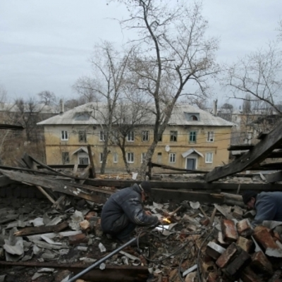 Оголошено «режим тиші» на Донбасі