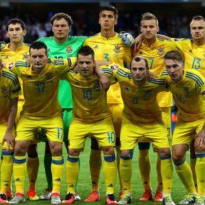 Рейтинг ФІФА. Збірна України здає позиції