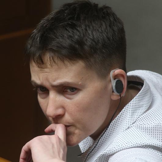 Савченко виключили з комітету з нацбезпеки і оборони