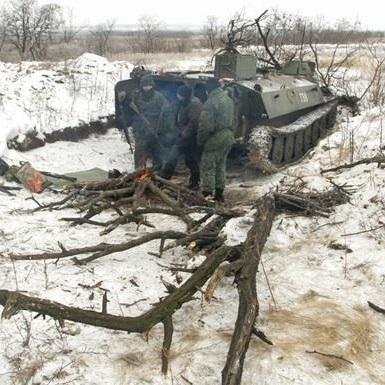 Українські військові загинули в зоні АТО - штаб