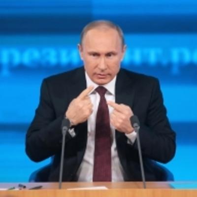 Карикатура на Володимира Путіна (фото)