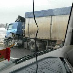 Масштабна ДТП із участю 10-ти автомобілів на Одещині (фото)