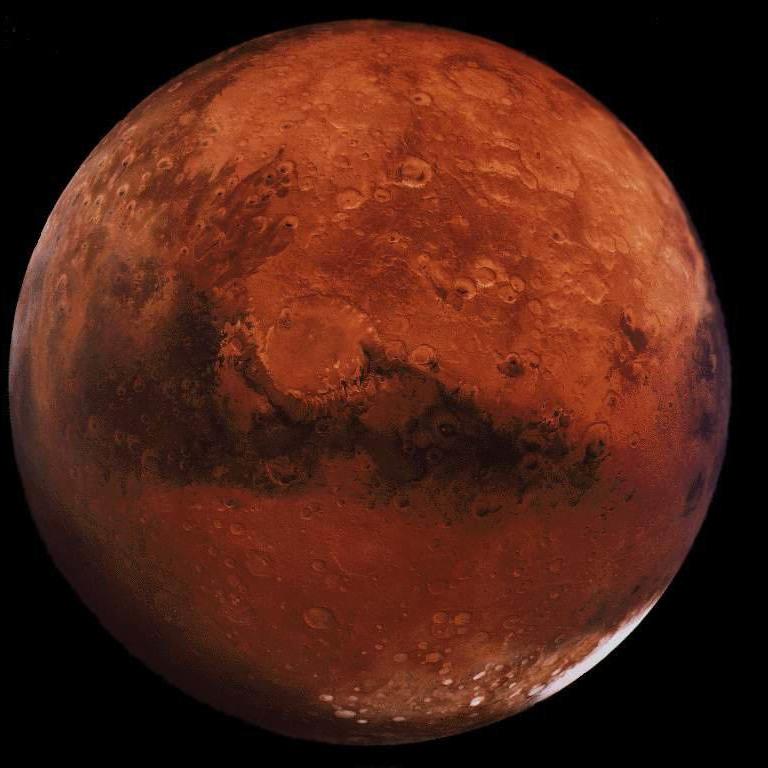 Вчені вирішили із чого будувати житло на Марсі
