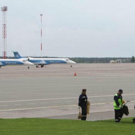 Київський аеропорт планує закрити рік з рекордним прибутком